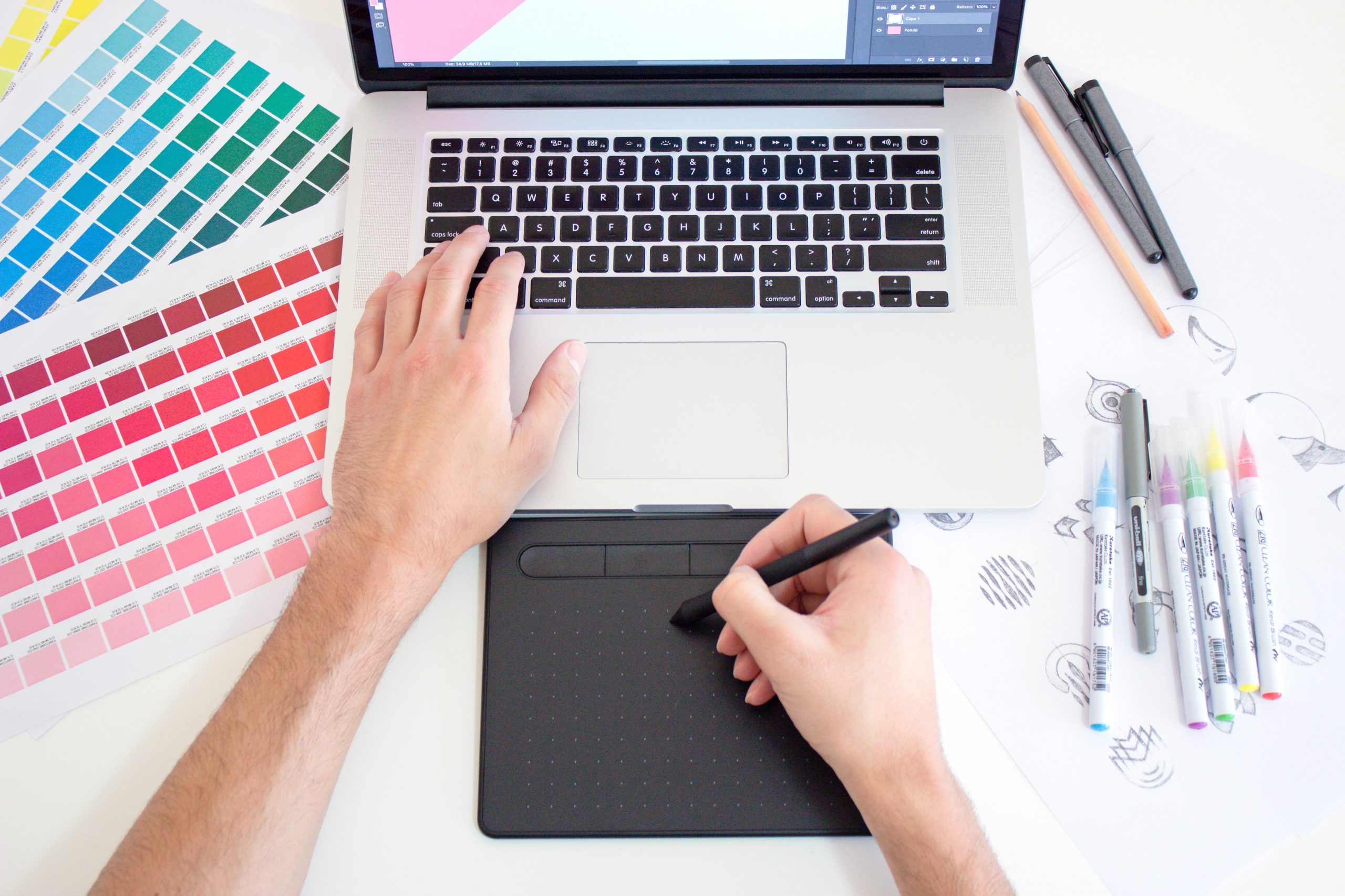 Web Design, Branding, Marketing, Development